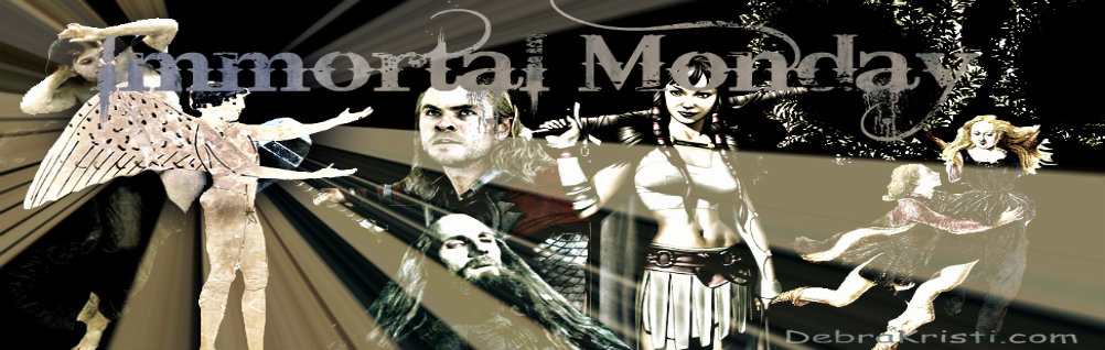 Immortal Monday Running Series by Debra Kristi, Author