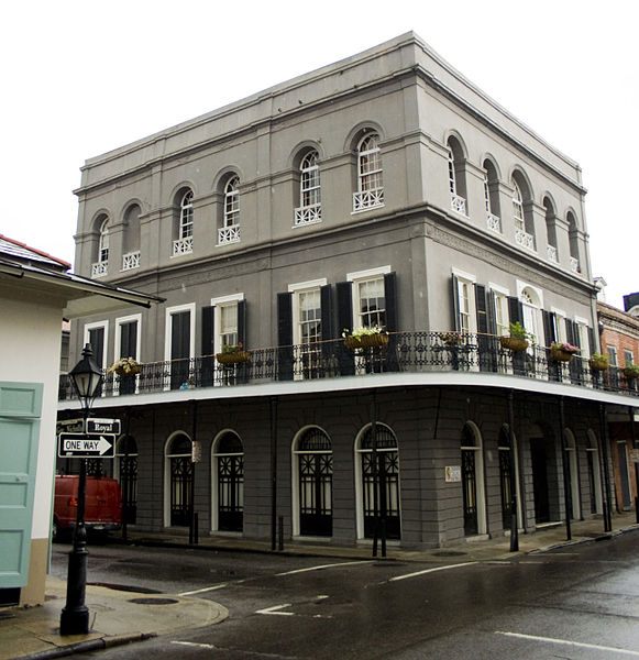 New Orleans' House of Murder and Witch Covens