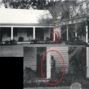 Chloe and The Myrtles Plantation