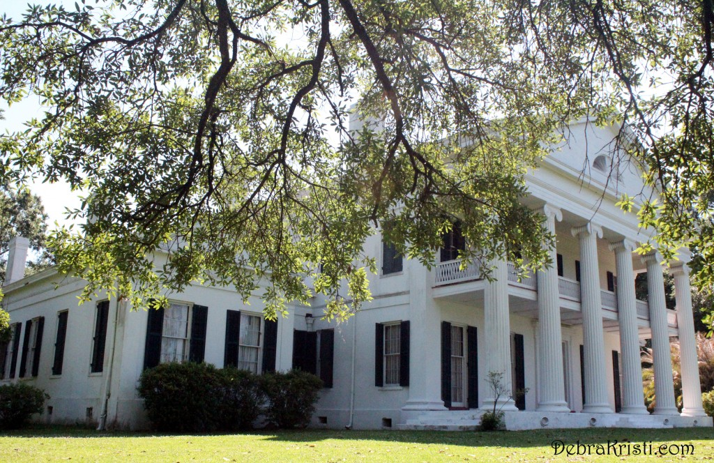 Madewood Plantation House in The Journey to Madewood Plantation Post by Debra Kristi, Author
