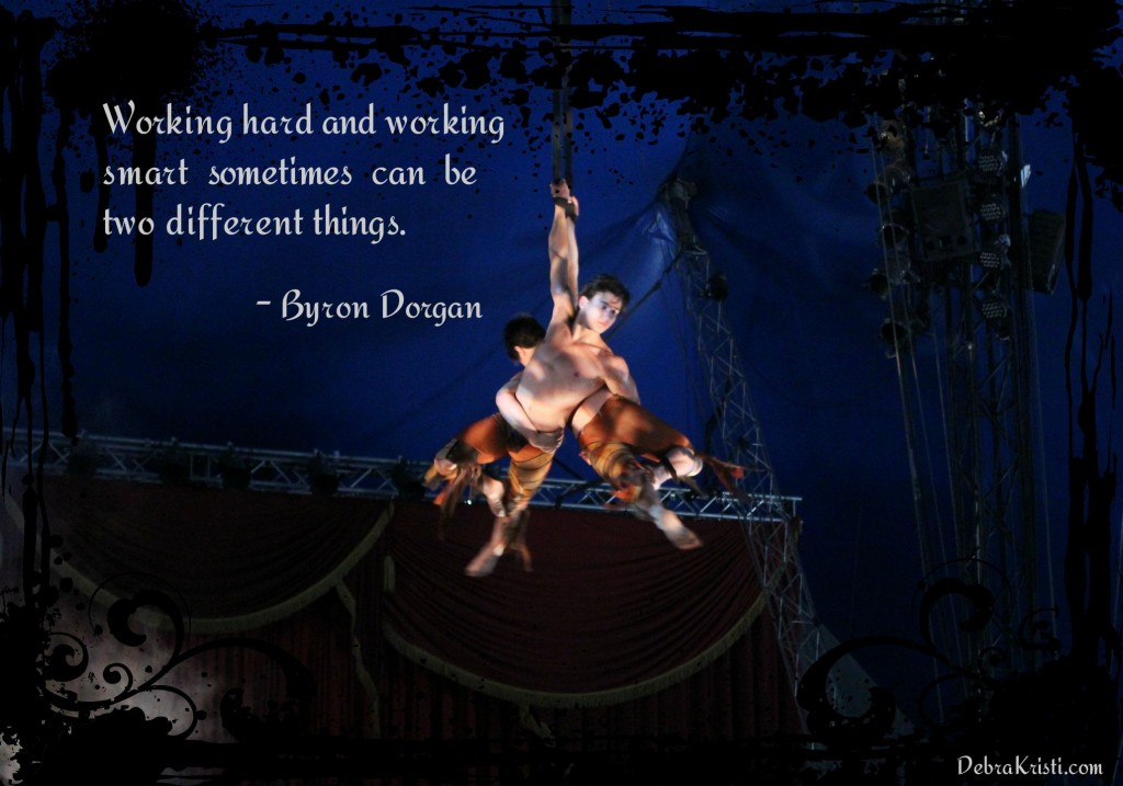 Circus Vargas in A Carnival, A Circus, and A Notebook post by Debra Kristi author