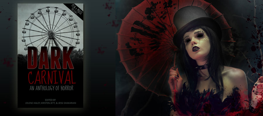Dark Carnival Banner in Carnivals, Book Blitz, and More Carny Knowledge by Debra Kristi author