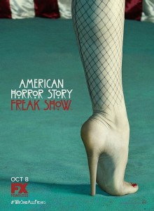 american-horror-story-freakshow-a-creepy-poster-collection in Carnivals, Book Blitz, and More Carny Knowledge by Debra Kristi, author
