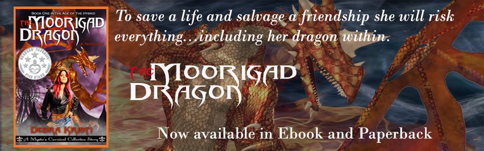 The Moorigad Dragon at Debra Kristi, author