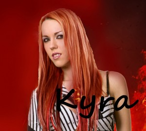 Kyra in Mystic's Character file by Debra Kristi, author