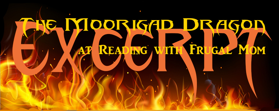 Moorigad Dragon Excerpt by Debra Kristi, author