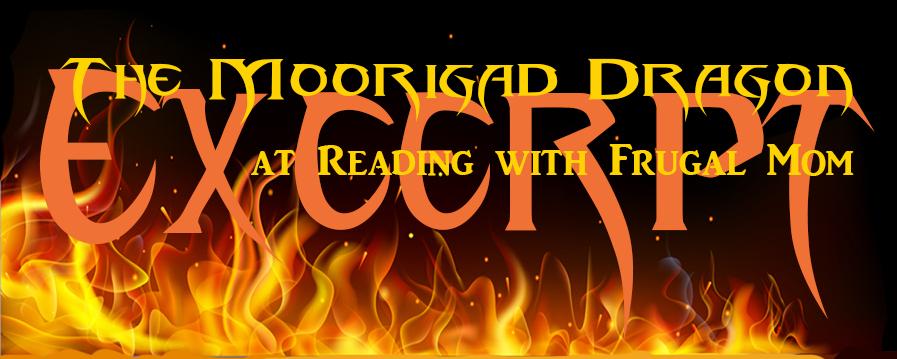 Moorigad Dragon Excerpt by Debra Kristi, author