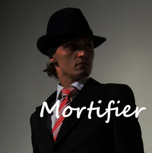 Mortifier in Mystic's Character file by Debra Kristi, author