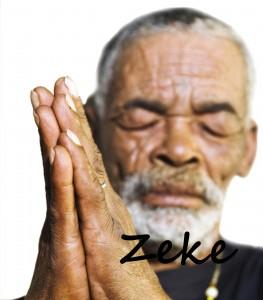 Zeke in Mystic's Character file by Debra Kristi, author