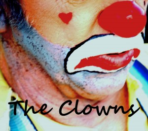 Clowns in Mystic's character file by Debra Kristi, author