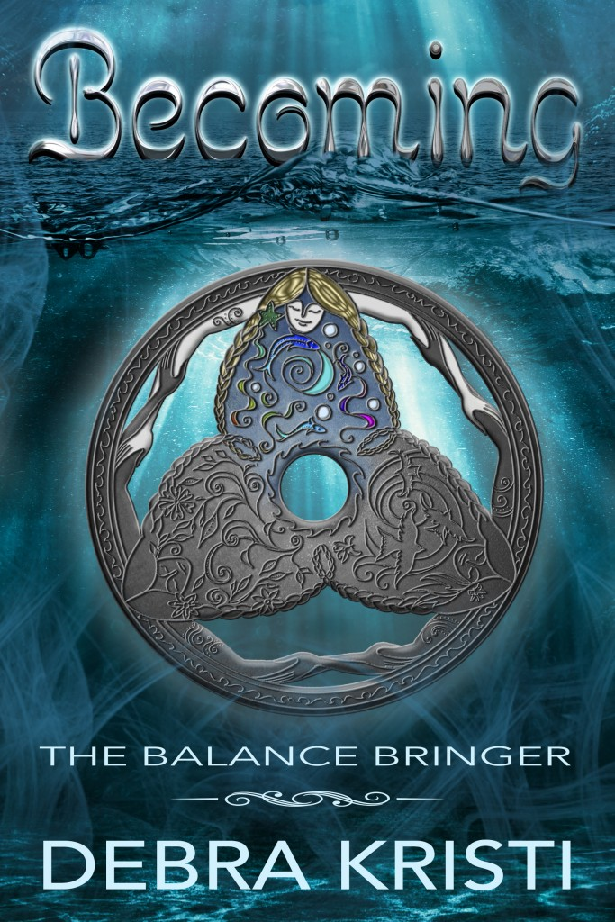 Becoming: The Balance Bringer in Cover Reveal by Debra Kristi, author