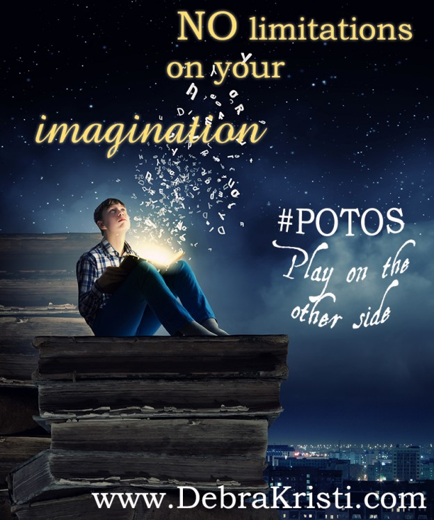 No Limitations #POTOS in Friday's Play on the other side Fiction Exploration by Debra Kristi, author
