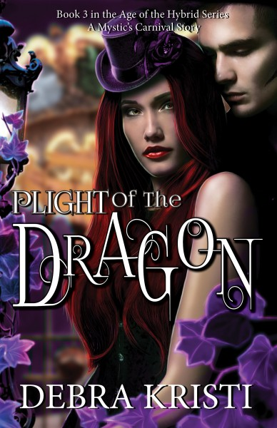 Plight of the Dragon: Age of the Hybrid Book Three