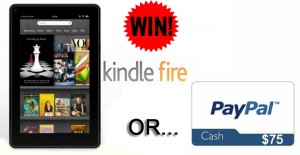 Kindle giveaway in Contest: Epic Kindle Giveaway & Battle of the 1st Pages by Debra Kristi, author
