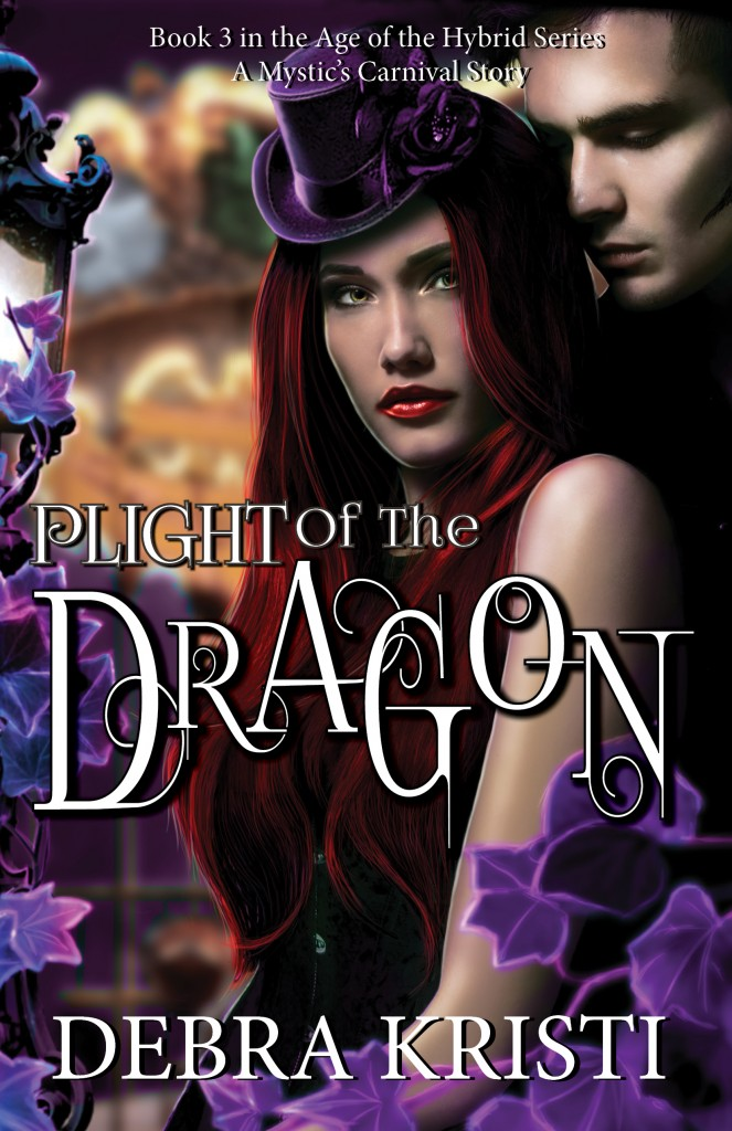 Plight of the Dragon, by USA Today Bestselling Author Debra Kristi