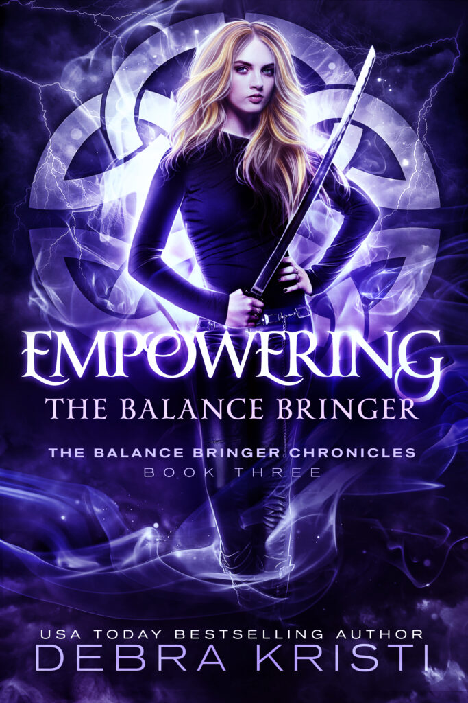 Empowering: The Balance Bringer Book Cover