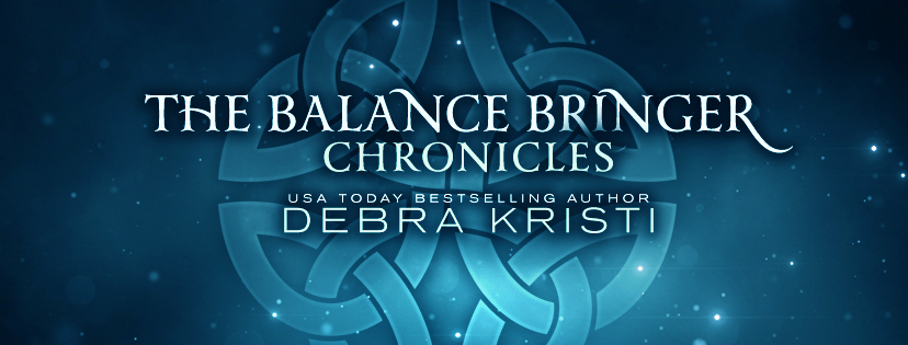 The Balance Bringer Chronicles Facebook Header