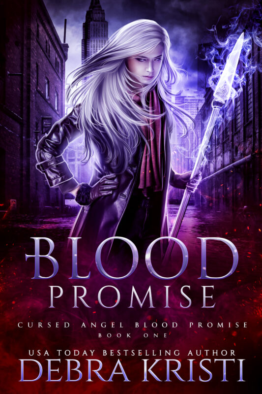 Blood Promise: Cursed Angel