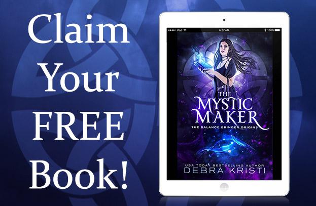 Free book for joining Debra Kristi\'s newsletter